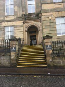 Lanark Sheriff Court Sentences TV Weatherman For Child Abuse